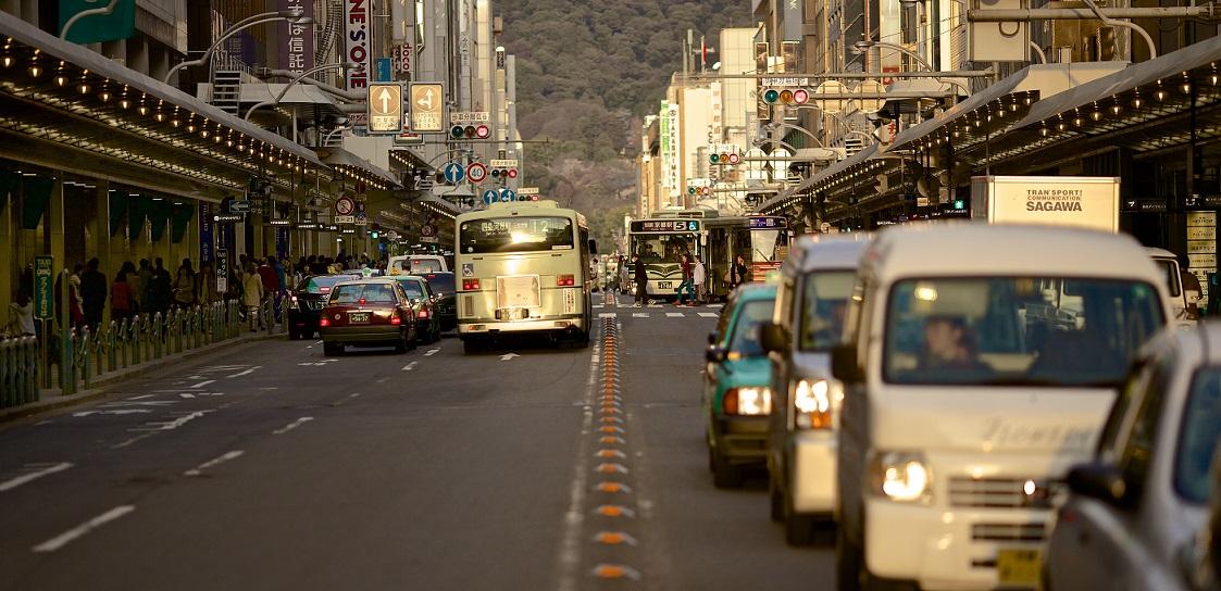 日本の街並み2